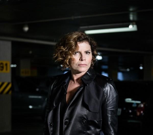"""Débora Bloch: """"Os anos 1980 eram bem menos caretas. A gente era livre"""" (Foto: Reprodução/ TV Globo)"""
