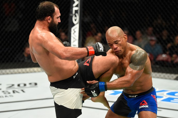 Johny Hendricks x Hector Lombard UFC Halifax (Foto: Getty Images)