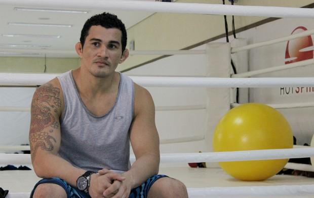 Francimar Bodão UFC MMA (Foto: Adriano Albuquerque)