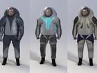 Nasa coloca escolha de traje espacial em votação na internet; veja modelos