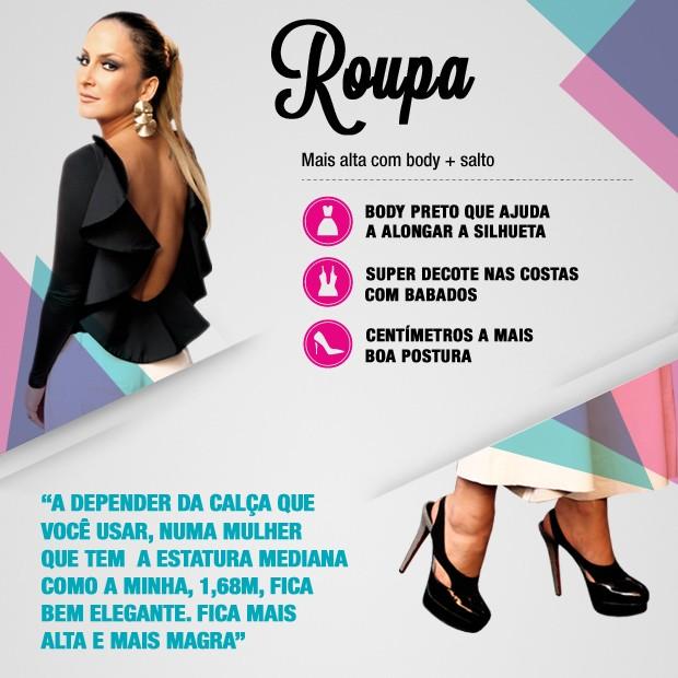 Dicas da Claudinha Roupas (Foto: The Voice Brasil/TV Globo)