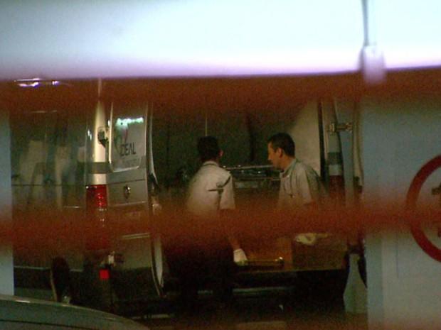 O empresário Marcelo Plastino foi encontrado morto dentro de seu apartamento na zona sul de Ribeirão Preto (Foto: Reprodução/EPTV)