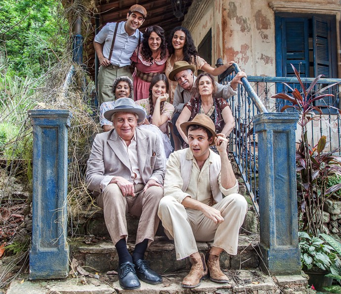'Êta Mundo Bom' trará um família da roça e... da pesada! (Foto: Artur Meninea/Gshow)