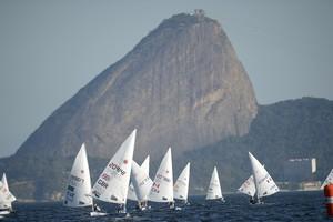 Evento-teste de vela, Aquece Rio, Olimpíadas Rio 2016 (Foto: Alexandre Loureiro/Inovafoto)