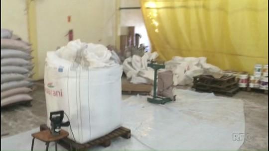 Motorista é preso suspeito de desviar carga de 37 t de açúcar, no Paraná