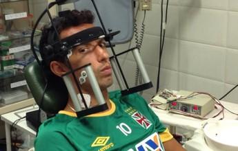 À la Curry, Vasco aposta em protetor bucal para melhorar a performance
