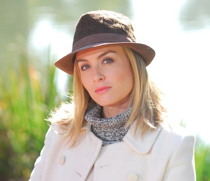 Angélica arrasa de chapéu em 2009 (Foto: CEDOC / TV Globo)