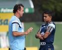 """""""Cuca em campo"""", Dudu quer título brasileiro para ser ídolo do Palmeiras"""