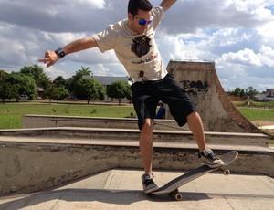 Bruno Pastore, skatista (Foto: Renato Pereira)