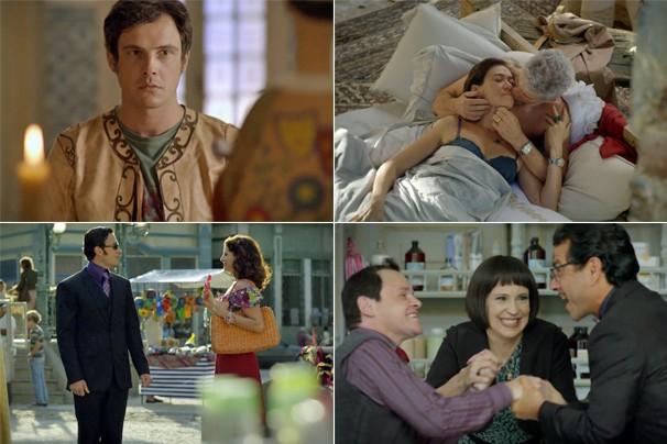 Saramandaia estreia na Globo no dia 24 de junho, uma segunda, mas será exibida de terça a sexta (Foto: Globo)