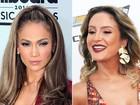 Aprenda o make de Claudia Leitte e Jennifer Lopez no Billboard Awards