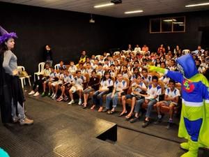 As apresentações são gratuitas e abertas ao público (Foto:  Luciano Calligaris Jr)