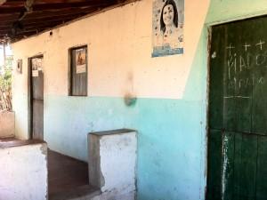 casa de maria da conceição, no PI (Foto: Giselle Dutra/G1)