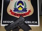 Casal suspeito de tráfico de drogas é preso em Colinas do Tocantins