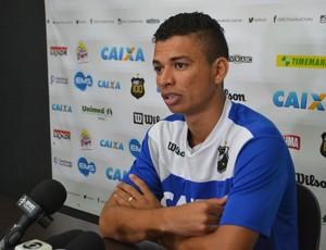 ABC - Erivélton (Foto: Jocaff Souza/GloboEsporte.com)
