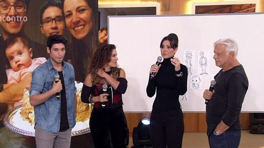 Antonio Fagundes trabalha com a mulher, duas ex-mulheres e o filho