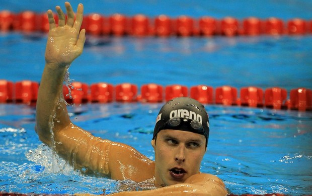 Alexander Dale Oen natação (Foto: Getty Images)