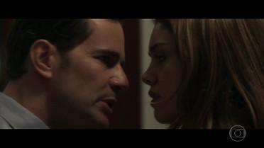 Vitor se descontrola e ameaça Alice na frente de Kiki