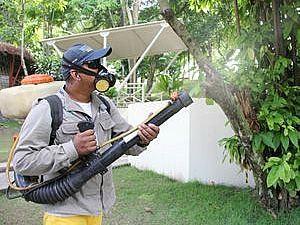 Levantamento aponta Zona Leste como área de maior risco de infestação de dengue. (Foto: Manoel Vaz / Semcom)