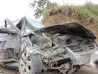 Batida entre dois carros na BR-101 mata empresário e deixa 3 feridos