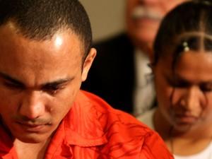 Julgamento do caso da chacina do Rangel em João Pessoa (Foto: Francisco França / G1)