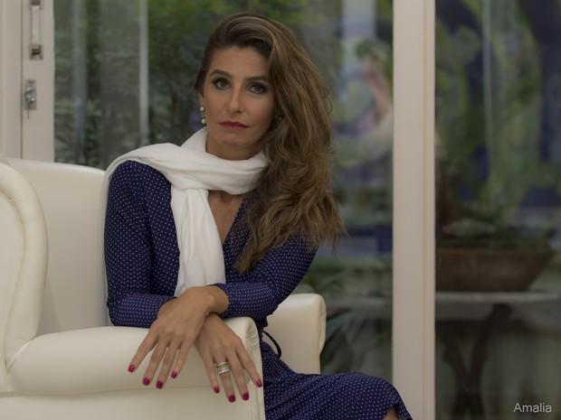 Adriana Fóz (Foto: Amalia Sina; como será?)