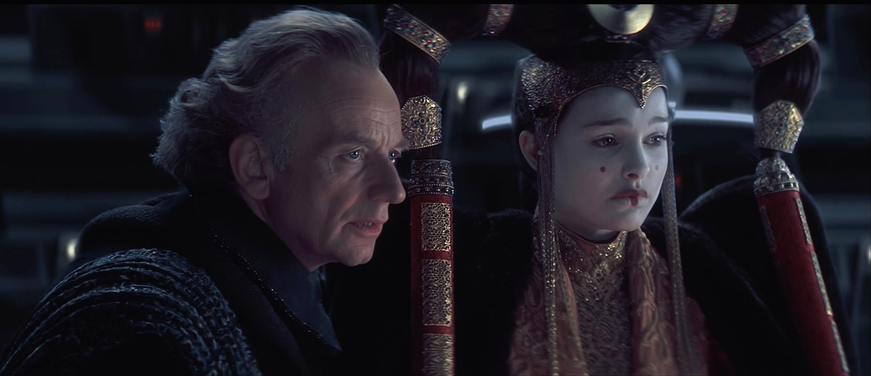 A poltica de Star Wars  uma das virtudes da srie (Foto: Divulgao)