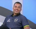 """Jair Ventura diz que foi reprovado por Tite em um teste e brinca: """"Visionário"""""""