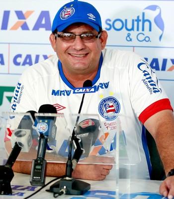Guto Ferreira; Bahia (Foto: Felipe Oliveira/Divulgação/EC Bahia)