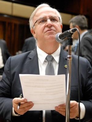 Deputado Dr. Basegio RS (Foto: Stephanie Gomes/Agência ALRS)