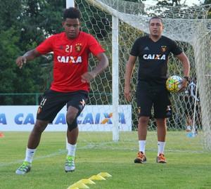 Rithely Sport (Foto: Williams Aguiar/Sport Club do Recife)