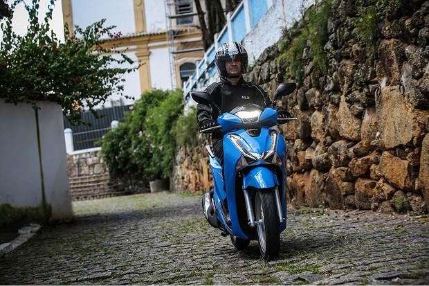 Honda SH 150i (Foto: Divulgação)