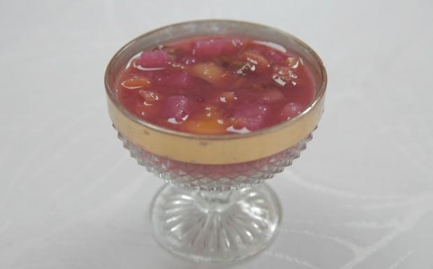 Tempero de Famlia - Ep. 8 - Sopa doce de frutas (Foto: Pablo Hoffmann)