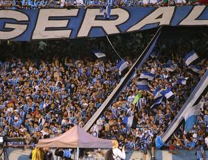 Torcida do Grêmio no Olímpico (Foto: Lucas Uebel/Divulgação, Grêmio)