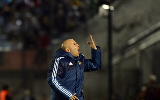 Jorge Sampaoli  Argentina x Uruguai