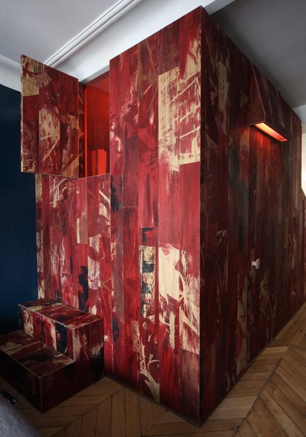 Conto de fadas inspira flat de 60 m² (Foto: Carola Ripamonti/Divulgação)