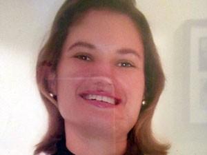 Professora Marcelli Siminéa está sumida em Natal (Foto: Arquivo da família)