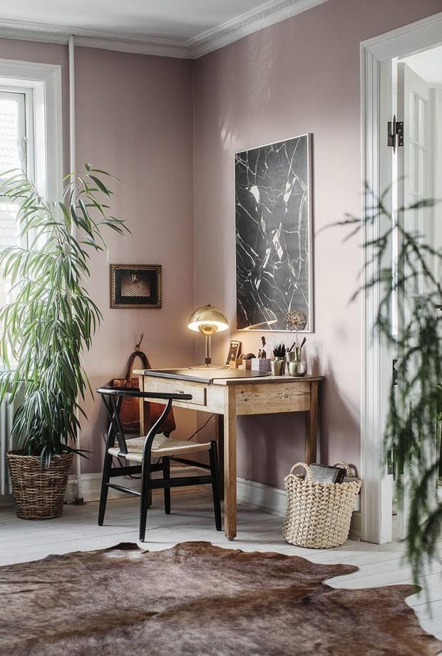 Ambientes que usam palha (Foto: reprodução)