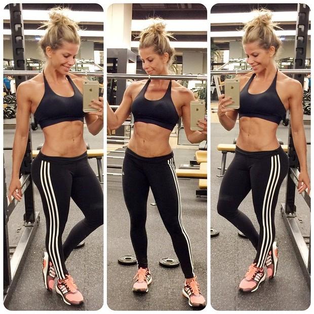 Karina Bacchi (Foto: Instagram / Reprodução)