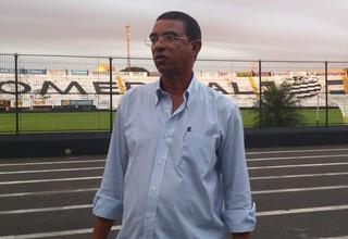 Vicente da Rocha Filho, Tim, gerente do Comercial (Foto: João Fagiolo)