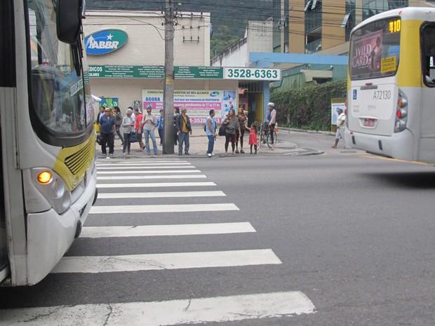 Tarifas de ônibus aumentaram no Rio de Janeiro em 7,5% (Foto: Lívia Torres/G1)