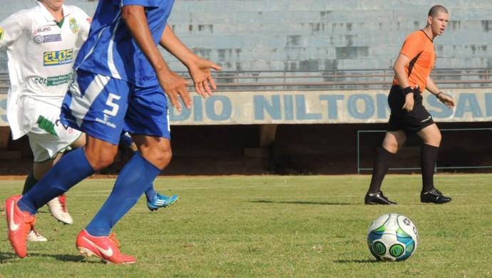 Inove e Gurupi jogam no estádio Nílton Santos (Foto: Gil Correia/Arquivo Pessoal)