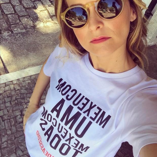 Fernanda Rodrigues (Foto: Reprodução/ Instagram)