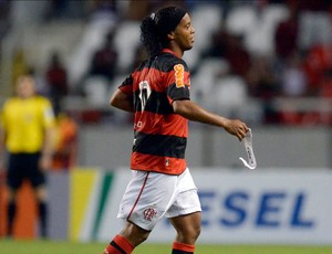 Ronaldinho gaucho flamengo internacional brasileiro 2012 (Foto: Alexandre Loureiro / Vipcomm)