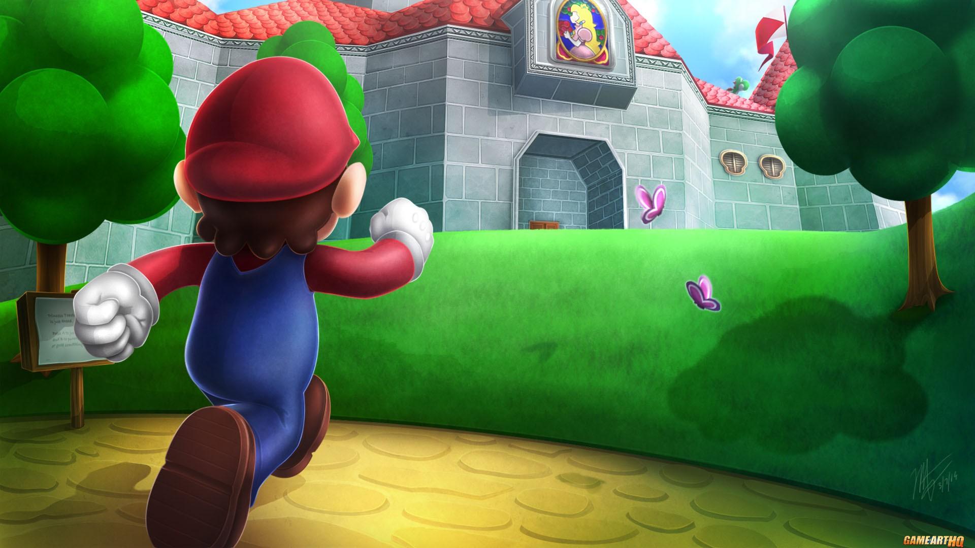 Super Mario faz bem para o seu cérebro. (Foto: Creative Commons / GameartHQ)