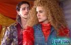 Ferdinando diz a Gina que tem vontade de beijá-la (Foto: Meu Pedacinho de Chão/TV Globo)