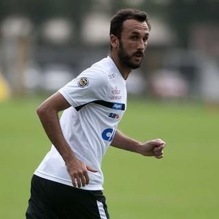Thiago Ribeiro - Santos (Foto: Ivan Storti/Santos FC)