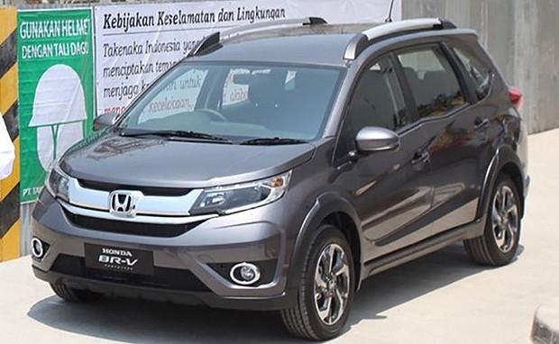 Honda BR-V (Foto: Divulgação)