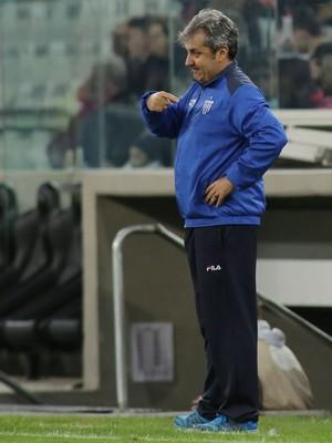 gilson kleina atlético-pr x avaí  (Foto: Giuliano Gomes/PR Press)