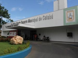Pronto-Socorro de Cuiabá deve passar por reforma (Foto: Luiz Alves/Secom Cuiabá)
